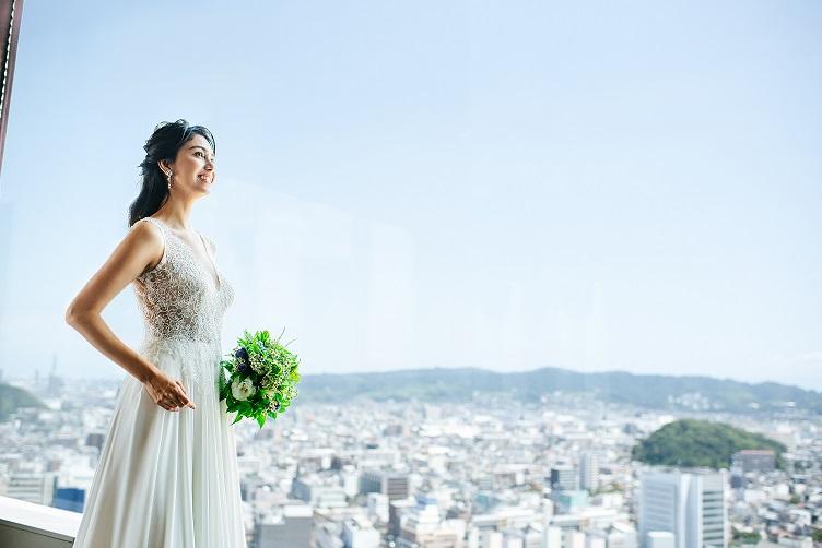 葵タワー 貸切ウエディング