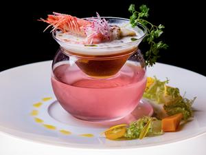 ブライダル 冷菜スープ