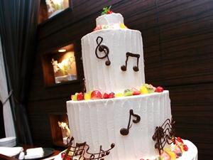 ミュージックケーキ